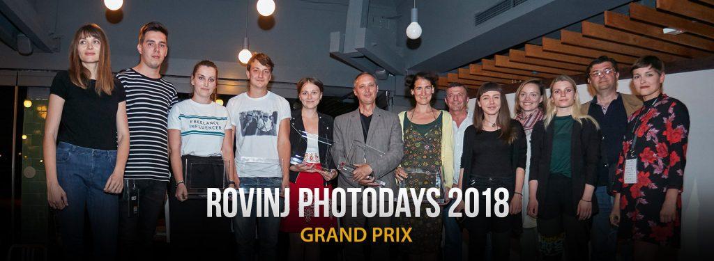 Izložbe fotografija finalistai pobjednika natječaja fotografskog festivalaRovinj Photodays 2018